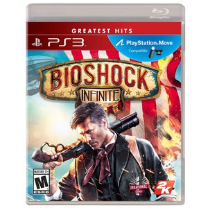 Gaming / Video Games / Bioshock Infinite Greatest Hits (PS3)