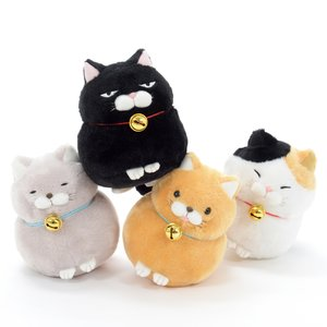 Hige Manjyu Cat Plush Collection (Standard)