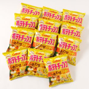 Happy Butter Potato Chips Bulk Set