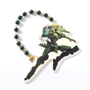 MONSTER DROPS Cyborg Mon Ball Chain Charm