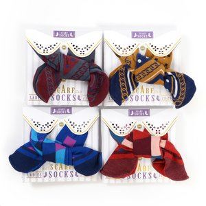 J-Fashion / Socks & Tights / Home & Kitchen / Roomwear & Sleepwear / Scarf Socks