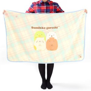 Home & Kitchen / Blankets / Sumikko Gurashi Lap Blanket