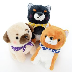 Mameshiba San Kyodai Dog Plush Collection (Big)
