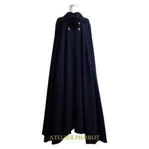 ATELIER PIERROT Dominus Cloak