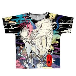 Monster Hunter: World Graphic B-Side Label Kirin T-Shirt