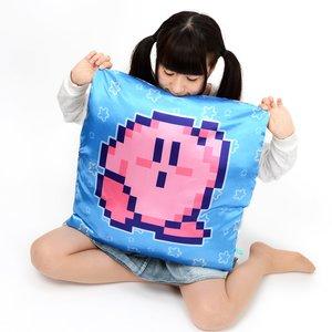 Home & Kitchen / Cushions / Kirby 8-Bit Cushion