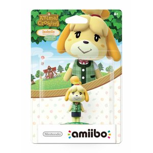 Gaming / Game Accessories / Animal Crossing Series Wave 1 Isabelle Summer Outfit amiibo (US Ver.)
