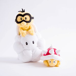 "Lakitu 8 Plush | Super Mario"""