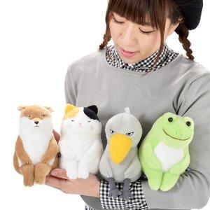Welcome to the Koshikake Village Animal Plush Collection (Standard)