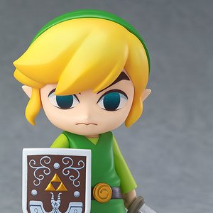 Nendoroid Link: The Wind Waker Ver. (Re-release)