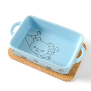 Home & Kitchen / Dishware / Rilakkuma Mini Oven Plate