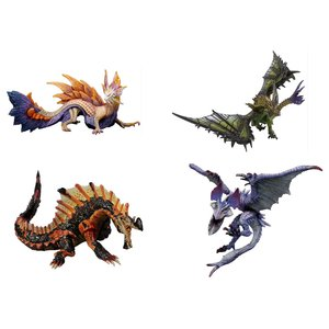 Figures & Dolls / Scale Figures / Capcom Figure Builder Monster Hunter Standard Model+ Vol. 5