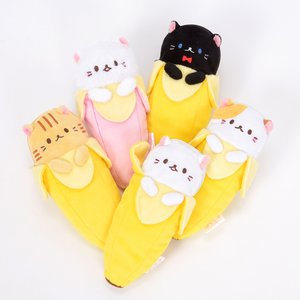 Stationery / Pencil Cases / Bananya Plush Pen Pouch