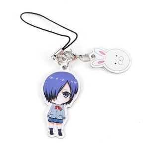 Stationery / Smartphone Straps / Tokyo Ghoul Touka & Mask Cellphone Charm
