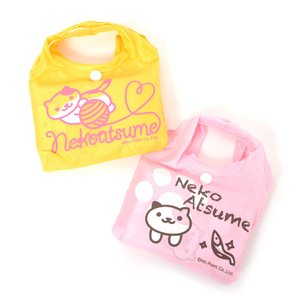 Otaku Apparel & Cosplay / Bags & Wallets / Neko Atsume Eco Bags Ver. 2