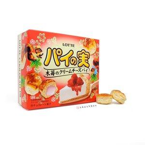 Home & Kitchen / Snacks / Pie no Mi Raspberry Cheesecake Flavor