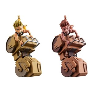 JoJo's Bizarre Adventure: Stardust Crusaders World Collectable Figure Roadroller!!