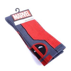 Marvel Deadpool Active Crew Socks