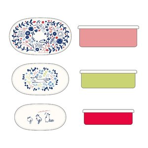 Home & Kitchen / Bento Containers / harebare Lunch Box Collection