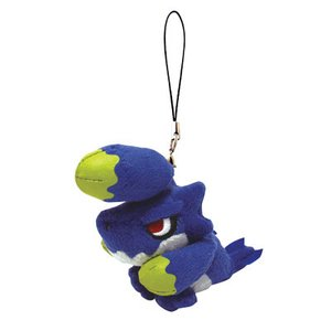 Monster Hunter Brachydios Mini Mascot Plush