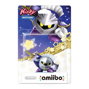 Gaming / Game Accessories / Kirby Series Wave 1 Meta Knight amiibo (US Ver.)