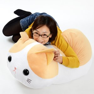 Tsuchineko Chabuchi Cat Plush (Super Jumbo)