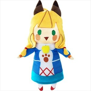 Otaku Apparel & Cosplay / Other Accessories / Plushies / Medium Plushies / Plushie Accessories / Monster Hunter X Kati Puppet Plush