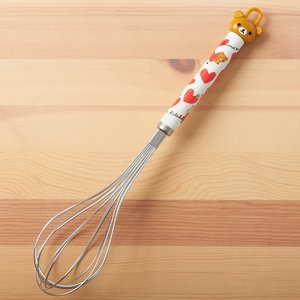 Home & Kitchen / Cookware & Kitchen Tools / Rilakkuma Whisk (Lots of Hearts)