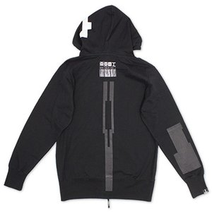 Otaku Apparel & Cosplay / Jackets & Hoodies / TOA Heavy Industries Weatherproof Hooded Jacket (Black)