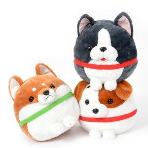 Plushies / Big Plushies / Wanko Tai Dog Plush Collection (Big)