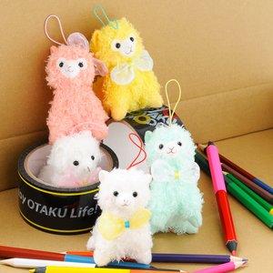 Alpacasso Pop'n Ribbon Alpaca Plush Collection (Mini)