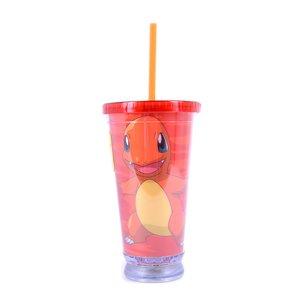 Pokémon Charmander LED Light-Up Tumbler