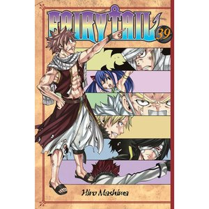 Fairy Tail Vol. 39