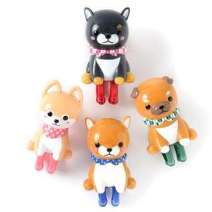 Home & Kitchen / Home Goods / Mameshiba San Kyodai Dog Clothespins Vol. 3