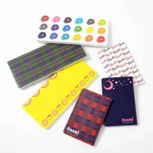 Stationery / Pens & Writing Supplies / Fueki-kun Notebooks