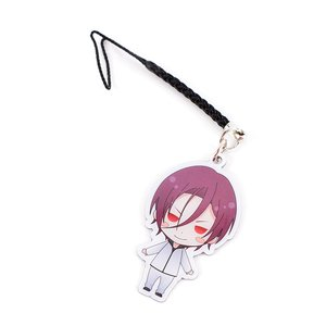 Stationery / Smartphone Straps / Free! Rin SD Metal Cell Phone Charm