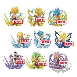 Dragon Ball Super World Collectable Figure -Burst-