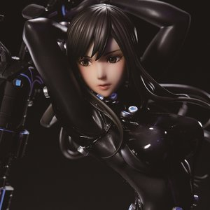 Hdge Technical Statue Gantz:O Reika X-Shotgun Ver. (Re-run)