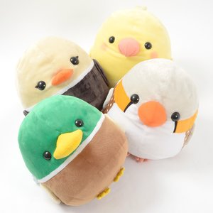 Kotori Tai Waku Waku Bird Plush Collection (Big)