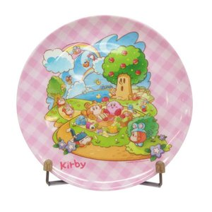 Home & Kitchen / Dishware / Kirby Super Star Melamine Plate