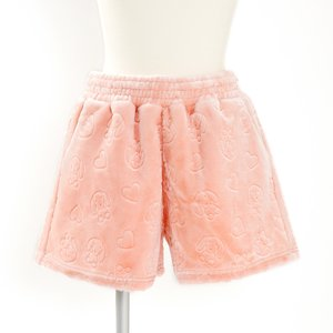 milklim Cute Puppy Fluffy Shorts