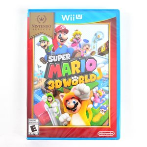 Gaming / Video Games / Super Mario 3D World (Wii U)