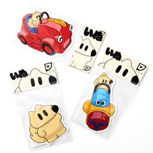 Stationery / Stickers / Dog Stickers