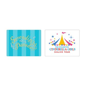 The Idolm@ster Cinderella Girls 5th Live Tour: Serendipity Parade!!! Official Wristband Set