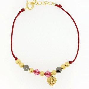 Otaku Apparel & Cosplay / Jewelry & Hair Accessories / Tales Series Rose Cord Bracelet