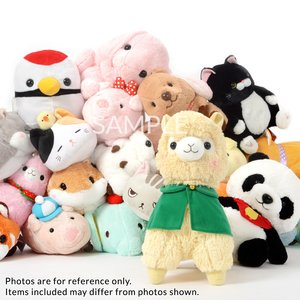 Amuse Plush Lucky Set (Big)