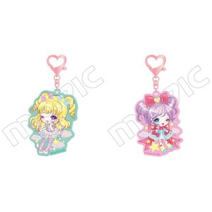 Idol Time PriPara Yumekawa Keychain Charm Collection