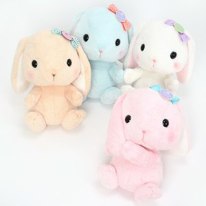 Pote Usa Loppy Sugar 2 Rabbit Plush Collection (Big)