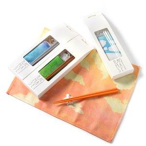 Home & Kitchen / Home Decor / Plays Mat Set Chopsticks & Table Mat