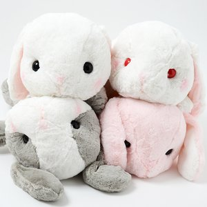 Sleepy Pote Usa Loppy Plushies (Big)
